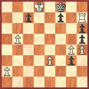 Recess Corner: White to play and win